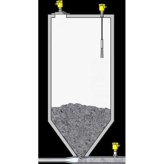 Silos de cemento