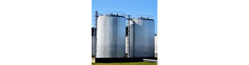 medición de nivel de tanques de combustible