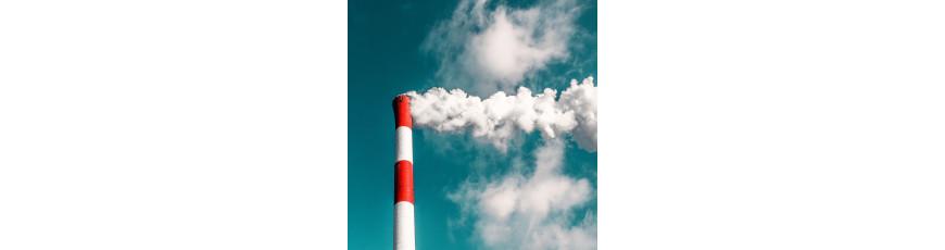 medición y control de las emisiones gaseosas en la industria