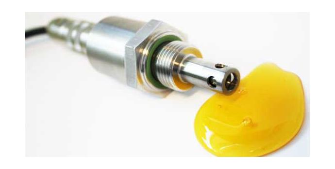OQSx Monitorización en línea de la calidad del aceite en motores